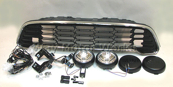 MINI Countryman Driving Lights Kit R60 Countryman