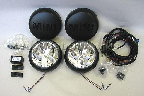 Driving Light Kit R55 R56 R57