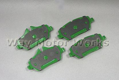 EBC Greenstuff R55 R56 R57 R58 R59 Brake Pads Cooper NON S