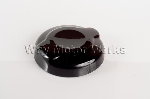 Black Gas Cap Cover F55 F56