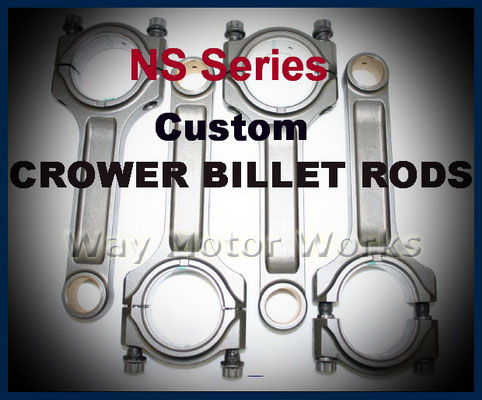 NitroStick Crower Rods