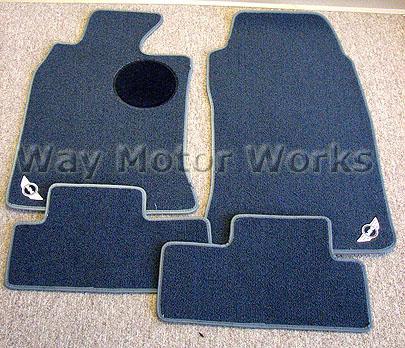 Floor Mats R50 R52 R53