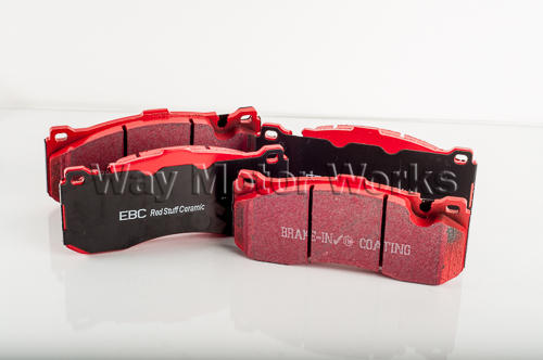 GP2 EBC Redstuff Brake Pads