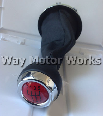 GP2 Red Shift Knob
