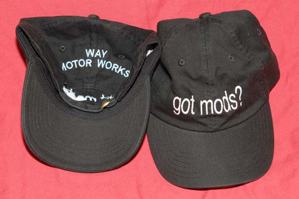 WMW Got Mods? Hats - Several Colors Available