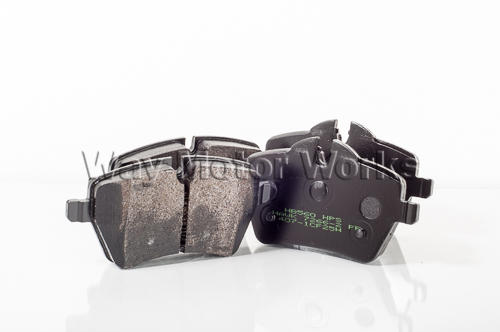 Hawk HP+ R60 R61 Countryman Paceman S Brake Pads