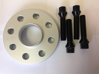 JCW Brakes Spare Tire Spacer Kit