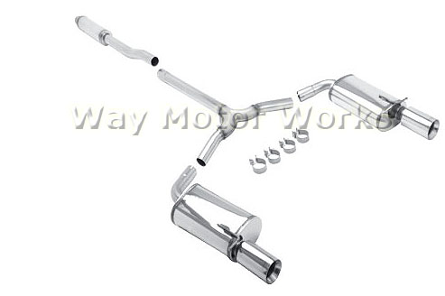 Magnaflow Exhaust R55 Clubman