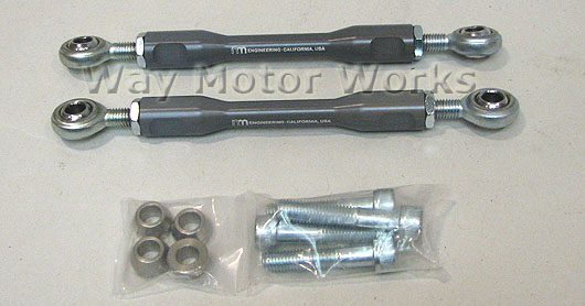 NM Adjustable Rear Sway bar links
