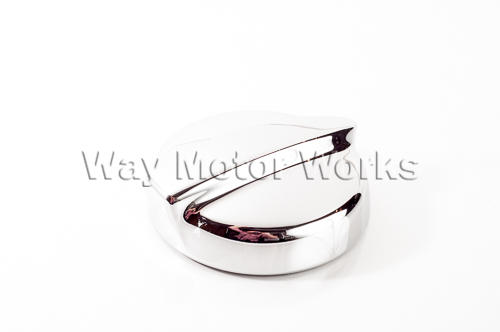 Chrome Fuel Cap R53 Cooper S
