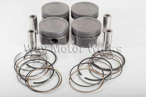 Mahle Piston and Rings Set R52 R53