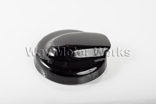 Black Gas Cap Cover R55 R56