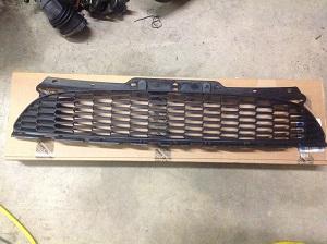 Black Aero Grill R55 R56 R57 R58 r59