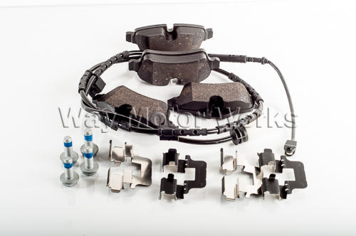 MINI Cooper S OEM Rear brake pads and Sensor R55 R56 R57 R58 R59