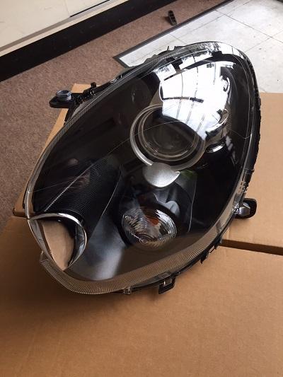 Xenon Headlight Retrofit Kit R61 Paceman