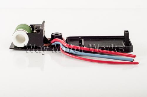 Radiator Fan Resistor R50 R52 R53