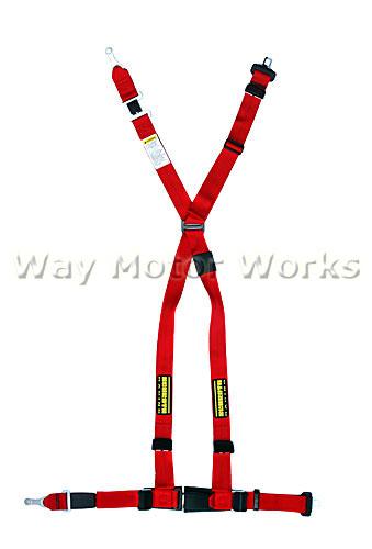 Schroth Quickfit MINI Racing Harness R50 R52 R53