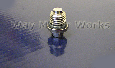 Magnetic Supercharger Drain Plug 02-06 MINI Cooper S