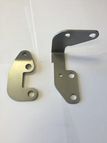 Early TSW Damper Brackets 02-03 R50 R53