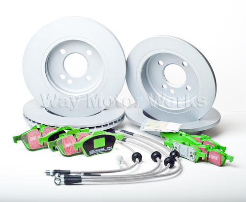 WMW EBC- Green Brake Package R50 R53 R52