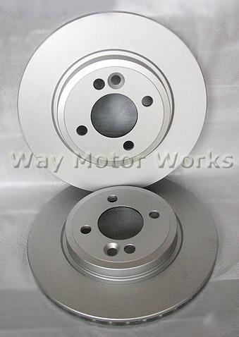 WMW Rear JCW Brake Rotors R55 R56 R57 R58 R59