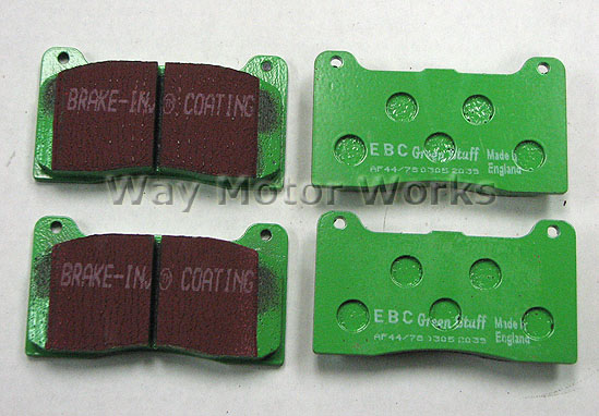 EBC Wilwood Front Brake Pads