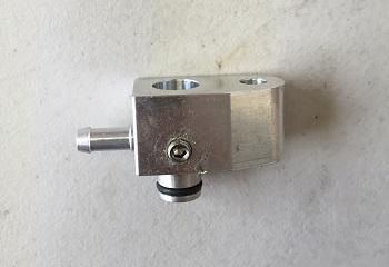 Intake Boost Sensor Tap