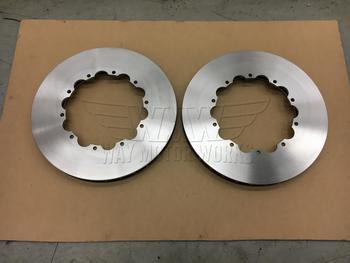 Cadillac CTSV Rotors