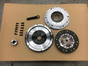 Clutch Masters Clutch and Flywheel Kit R60 Countryman S