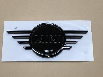 F56 Black Hood Badge Emblem