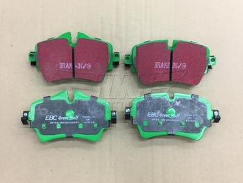 EBC Greenstuff Brake Pads F55 F56 F57 Cooper Non S
