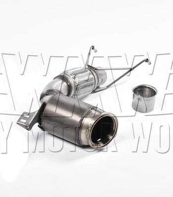 Milltek Downpipe F54 F55 F56 MINI Cooper S