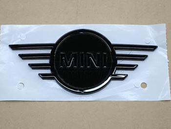 F60 Black Boot Badge Emblem