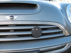 Grille Badge Holder (OEM)