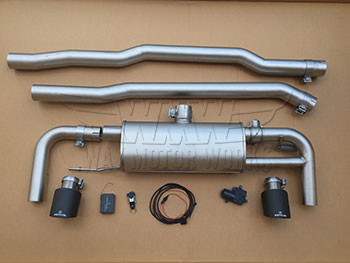 Remus Exhaust for F60 MINI Countryman S