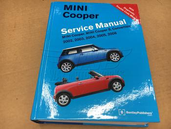 Bentley MINI Service & Repair Manual