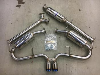 Invidia N1 Catback Exhaust R53