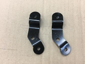 Rear GP Intercooler Mounting Brackets for R53