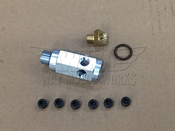 Oil Pressure Tapless Adapter R55 R56 R57 R58 R59 R60 R61