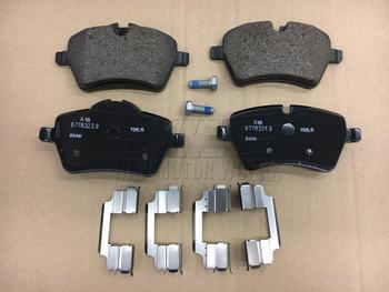 MINI Cooper S OEM brake pads R55 R56 R57 R58 R59