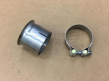 Milltek Downpipe Adapter F54 F55 F56 F57 MINI Cooper S