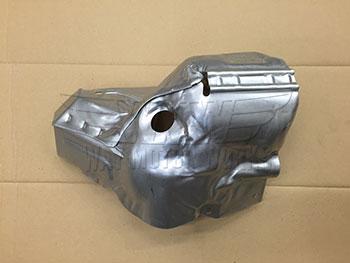 OEM MINI Turbo Heat Shield R55 R56 R57 R58 R59 R60 R61