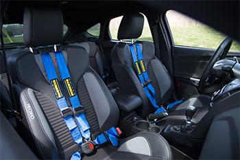 Schroth Quick Fit PRO MINI Racing Harness R55 R56 R57