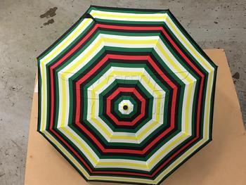 Striped MINI Umbrella