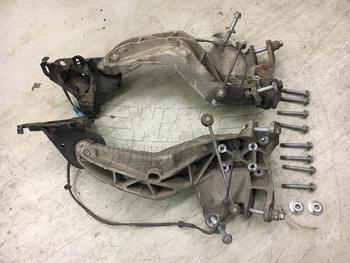 Aluminum Rear Trailing Arm Conversion Kit