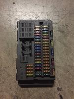 Used R50,R52,R53,Fuse Box