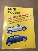R55 R56 R57 Bentley Repair Manual