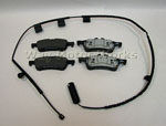 MINI OEM Rear Brake Pads and Sensor pack R50 R52 R53