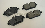 Akebono Brake Pads R55 R56 R57 R58 R59 Cooper NON S
