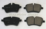 Genuine MINI R60 R61 Countryman Paceman S Brake Pads